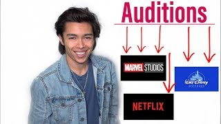 How To Start and End Your Audition For MARVEL | NETFLIX | DISNEY CHANNEL