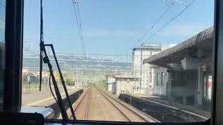 【東海道線313系】三島→函南《前面展望》