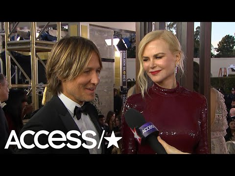 Nicole Kidman & Keith Urban's Kids Are Having Their Own Golden Globes Party | Access