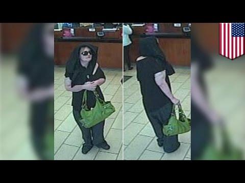 Josephine Sari: 42-year-old NJ woman nabbed for robbing three banks within 24 hours - TomoNews