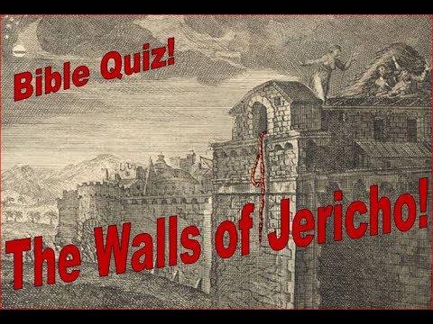 Bible Quiz - Joshua Comes to Jericho!