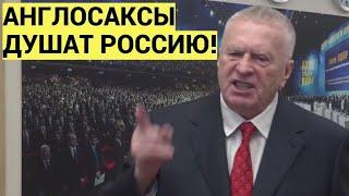 """""""Нам никто не указ""""! Жириновский призвал ЖЕСТКО отвечать на антироссийские ВЫПАДЫ Запада"""