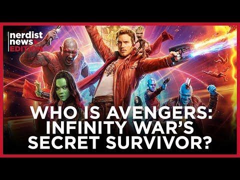 Who Is Avengers Infinity War's Secret Survivor? (Nerdist News Edition)