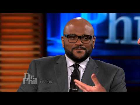 Ruben Studdard Opens Up About His Weight Struggles -- Dr. Phil