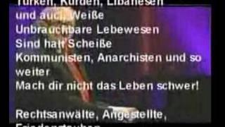 Georg Kreisler - Schlag sie tot (Vorsicht: Satire!!!!)