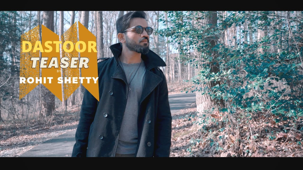 DASTOOR | MUSIC VIDEO TEASER | ROHIT | Releasing 9th Jan 2021
