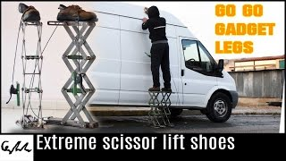 Go Go gadget shoes