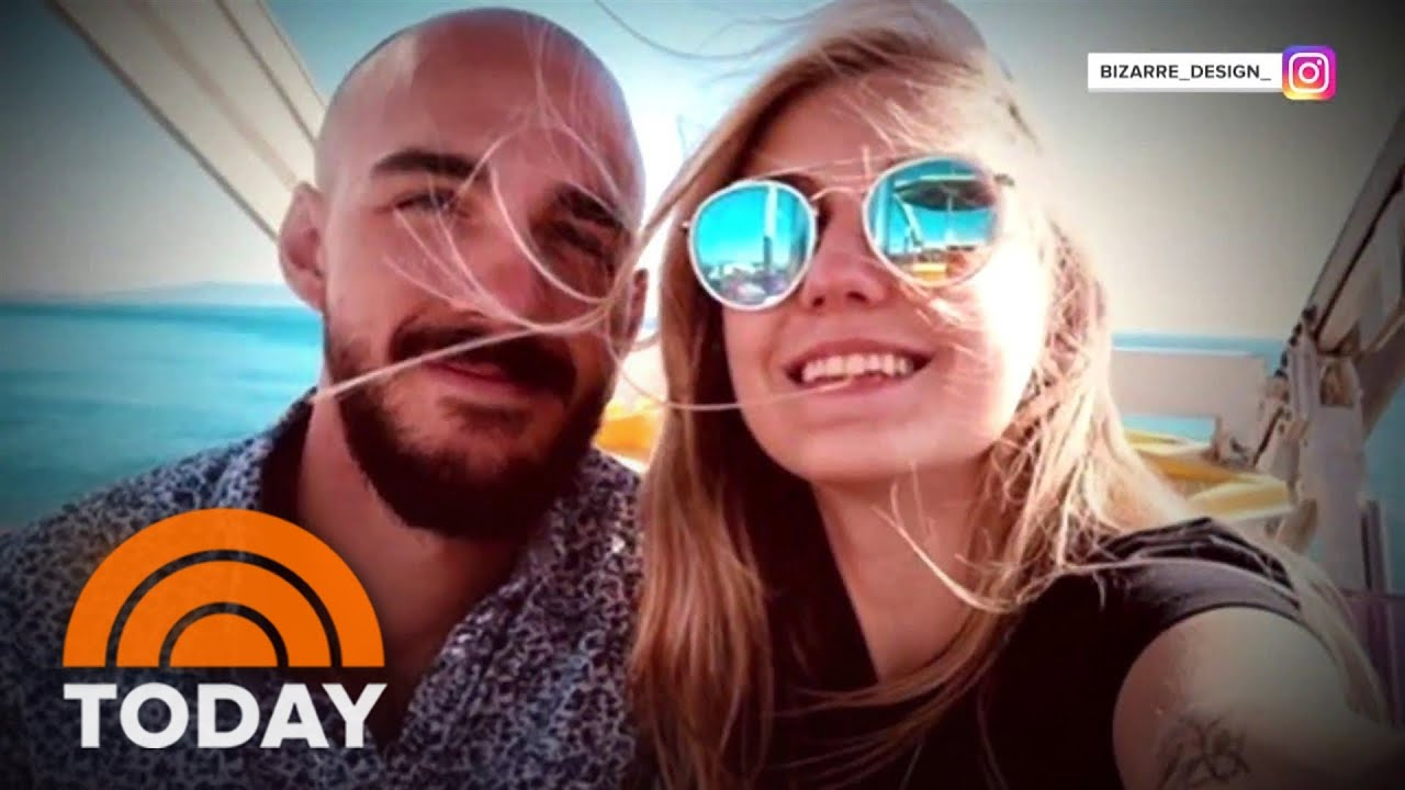 Download FBI Expands Search For Gabby Petito's Missing Fiancé Brian Laundrie