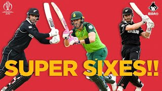 Bira91 Super Sixes!   New Zealand vs South Africa   ICC Cricket World Cup 2019