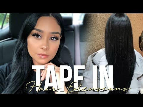 IRRESISTIBLE ME TAPE IN HAIR EXTENSIONS