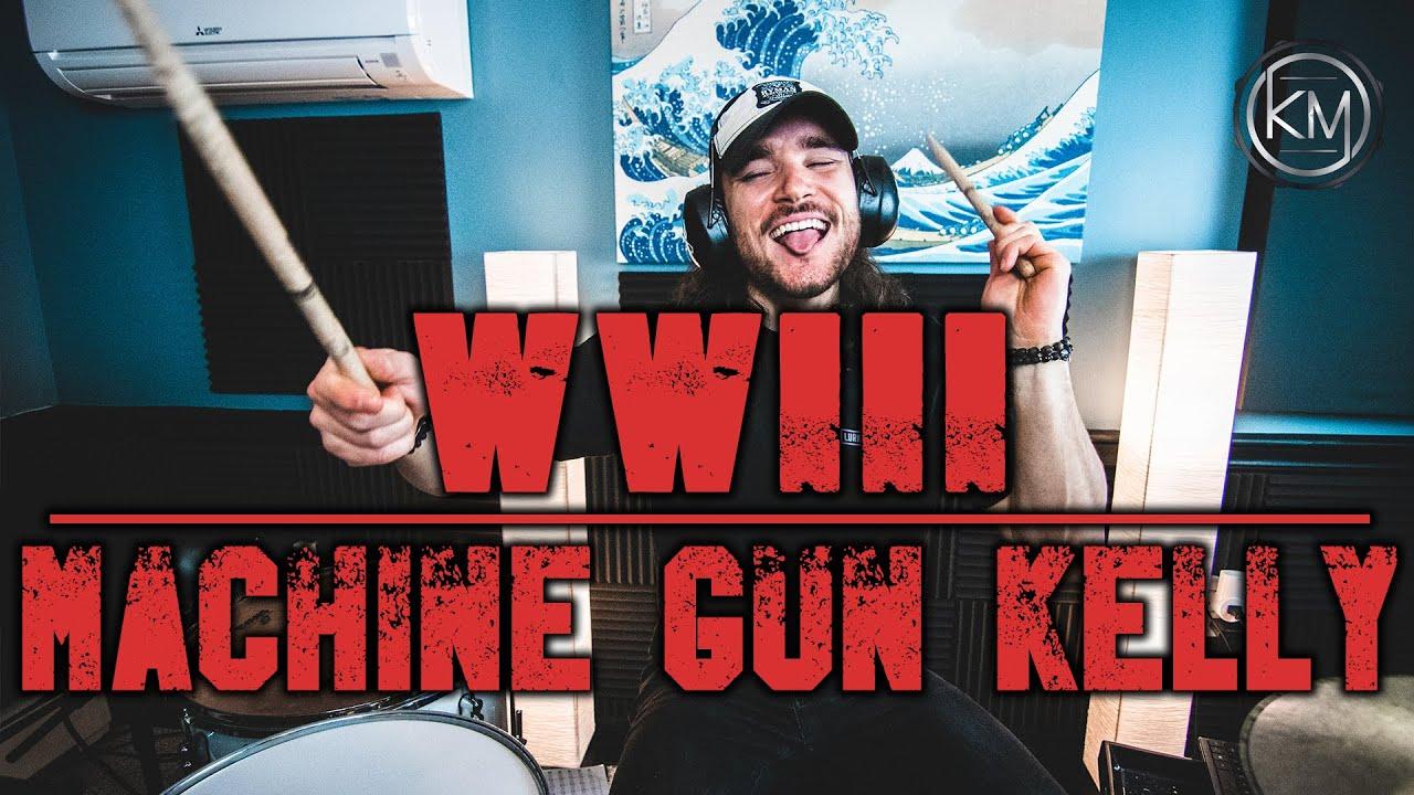 WWIII (Drum Cover) - Machine Gun Kelly - Kyle McGrail