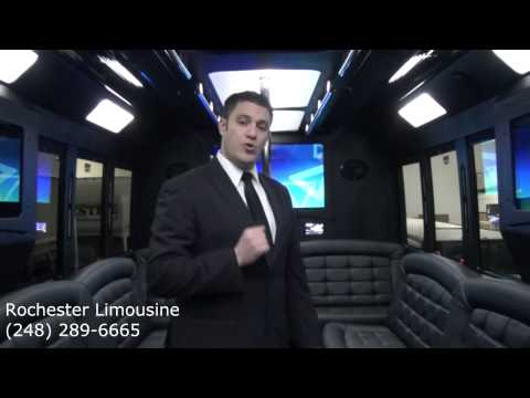 Detroit Corporate Event And Metro Detroit Airport Limo Service - Rochester Limousine