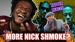 Another Nick Cannon Diss?! | Dr. Dre, Snoop Dogg, DMX - The Warning (REACTION)