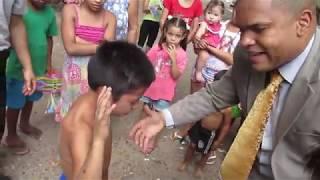 Libertação de Crianças Paraguay Asunción. Pastor Vanderson Trovão
