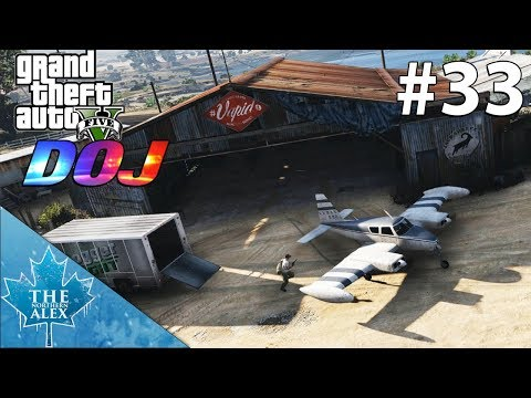 GTA V Department of Justice #33 - Easy Money - Criminal