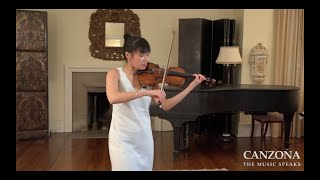 Jessica Tong - Violin, Livestream *Fundraiser for St. Michael's Hospital COURAGE FUND