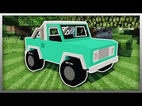 ✔️ MrCrayfish's Vehicle Mod 0.37 Update (Full Showcase)