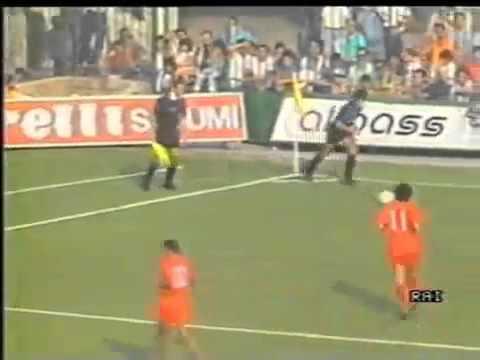 Inter - Pescara 0-2, stagione 1987/88