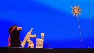 Maulwurfn in Afghanistan (german puppet show)