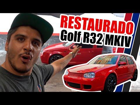 Restauración Golf MK4 R32   Marco MAAP Carshop