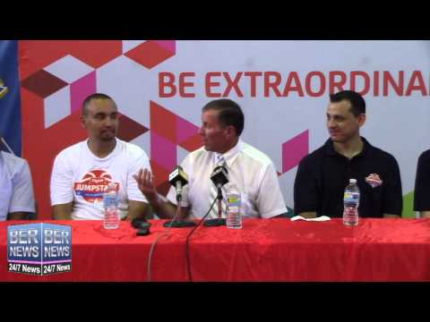 Digicel NBA Jumpstart Programme, September 10 2015