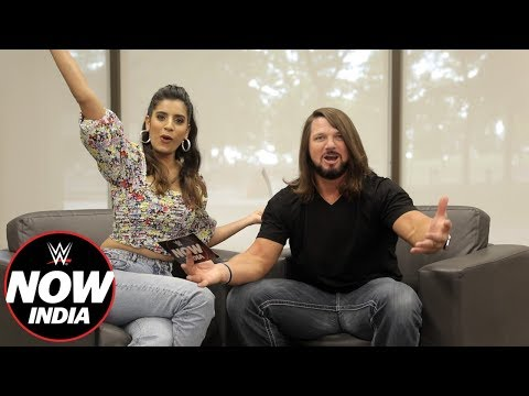 AJ Styles, Roman Reigns, Becky Lynch and more pull off popular Indian slangs