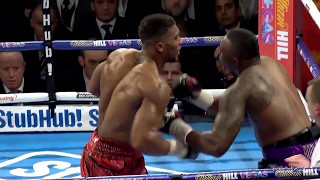 TOP 10 ANTHONY JOSHUA KNOCKOUTS