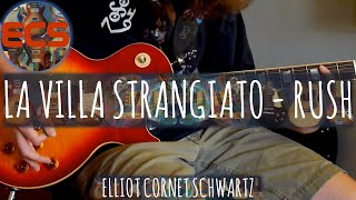 La Villa Strangiato - Rush Guitar Cover - A Tribute To Neil Pe…