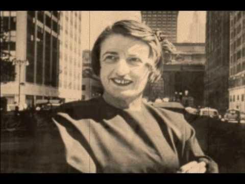 Ayn Rand - Objectivist  Ethics