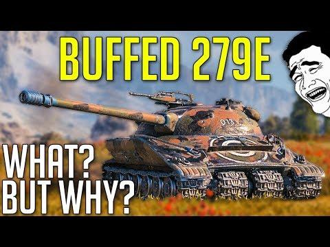 BUFF Object 279e • Said No One Ever! ► World of Tanks Object 279 (e) - Update 1.4 thumbnail