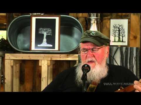 Bill Reid plays an 1870s song: JESSE JAMES