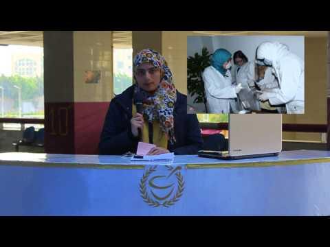 Forensic Pharmacy'15 second newscast