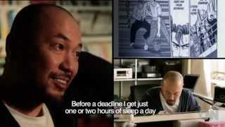 Takehiko Inoue on CNN