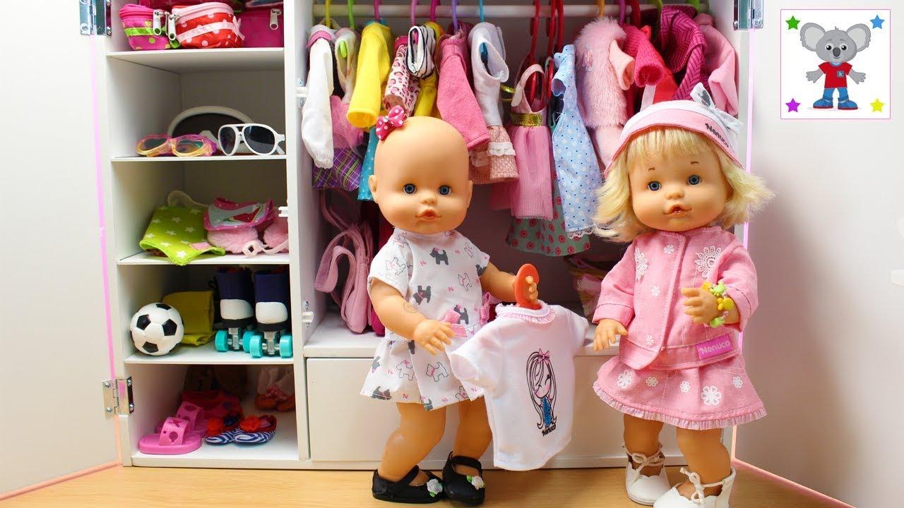 Adesivo De Estrogenio ~ Coloco la ROPA NUEVA y Accesorios de las Bebés NENUCO