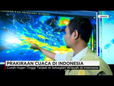 Prakiraan Cuaca di Indonesia