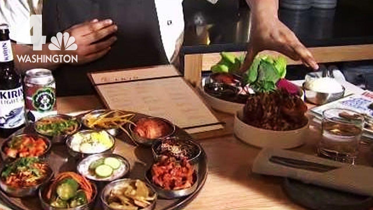 Anju Named DC's Best Restaurant