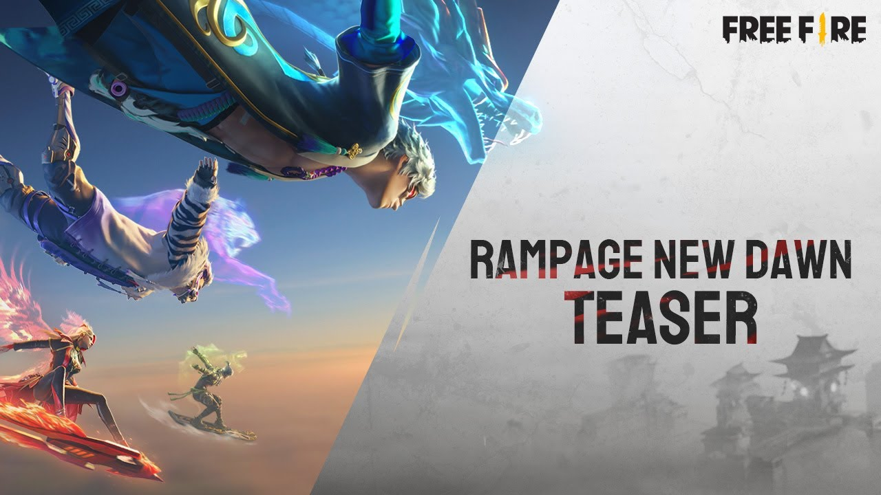Bergabunglah dalam pertempuran di Rampage New Dawn!
