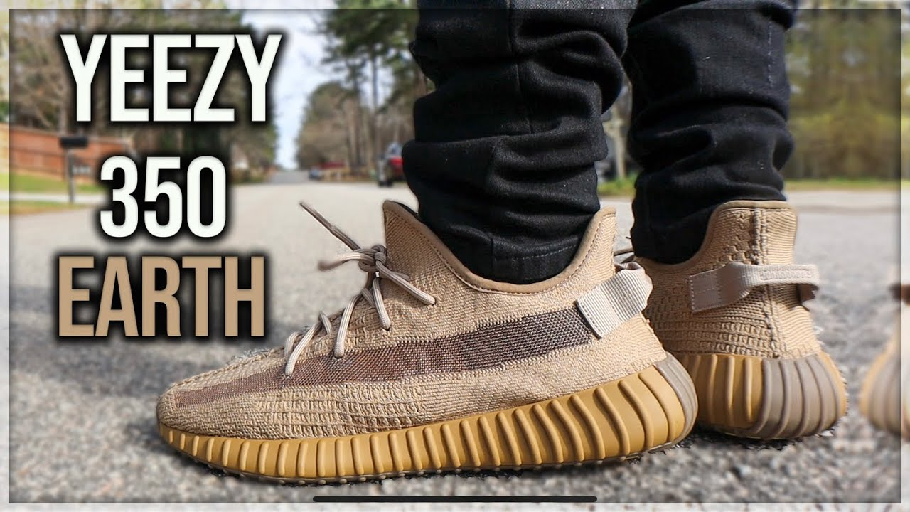 Adidas Yeezy Boost 350 V2 Earth Review