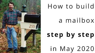 How To Build A Mailbox