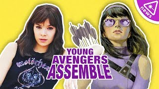 How Young Avengers is Coming to the MCU Thanks to Hawkeye! (Nerdist News w/ Jacki Jing)
