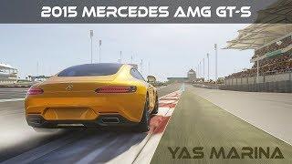Forza Motorsport 6: APEX AMG GTS Gameplay UHD 2160p