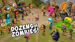 Kids VS Zombies Android Game Play #2