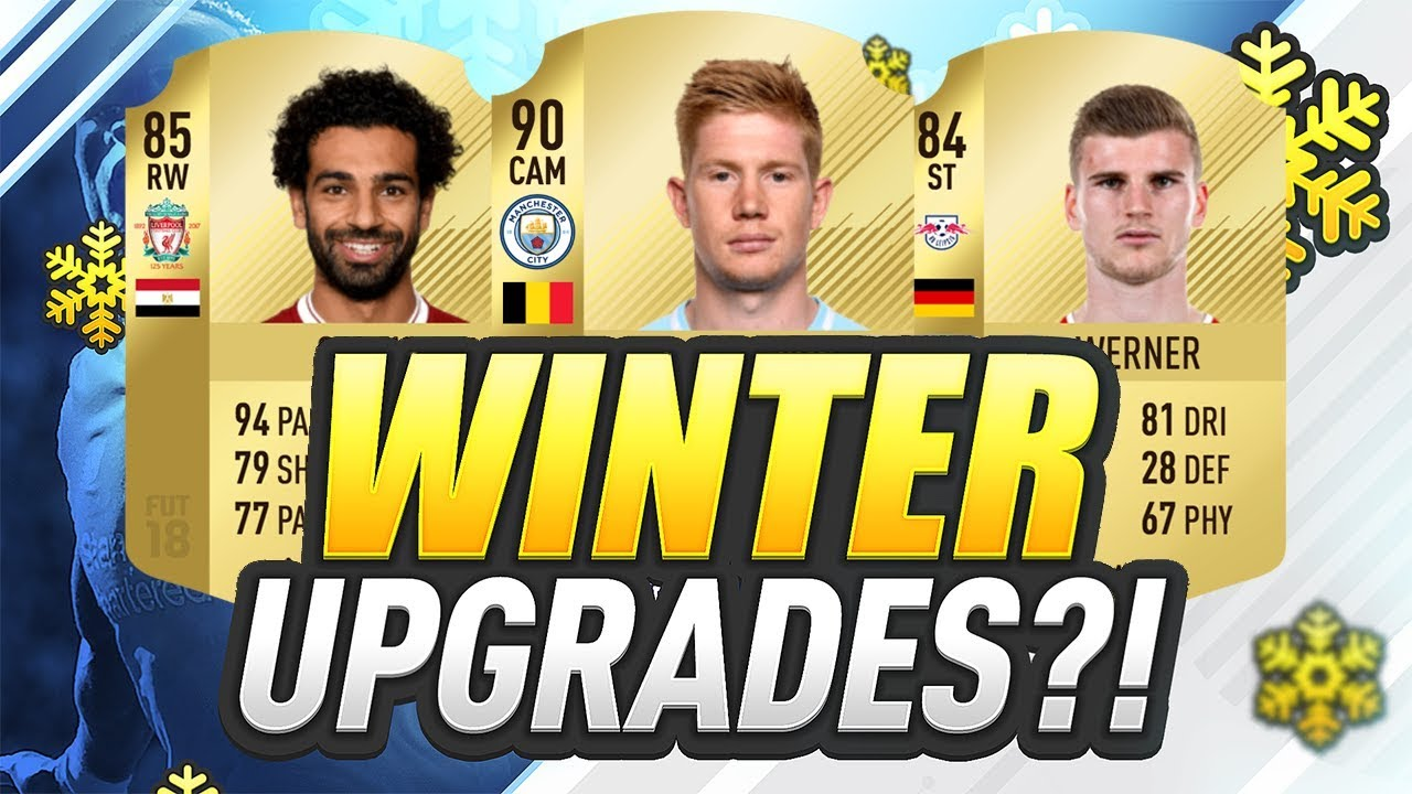 winter upgrades fifa 18