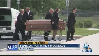 Funeral for Mindy McCready
