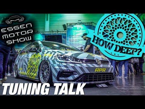 How Deep, Autos, Tuning, Wörthersee 2018 und mehr. Tuning Talk Special EMS 2k17  RACECITY