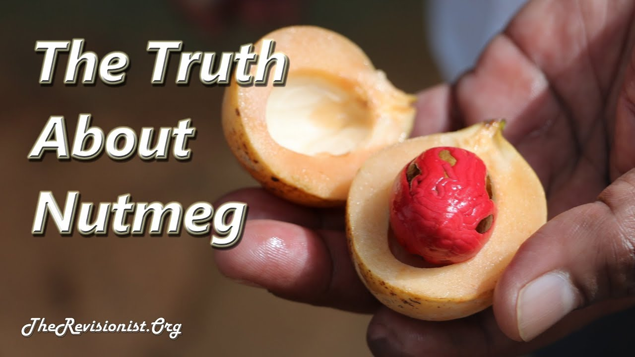 Nutmeg – An Overview of a Psychoactive Spice with Therapeutic Properties