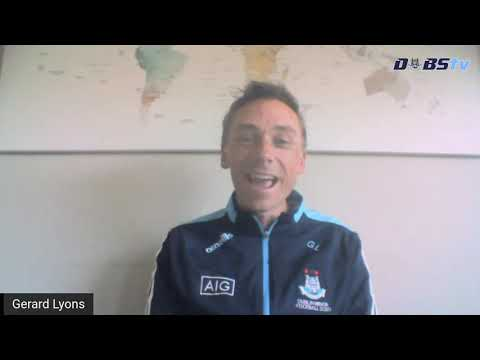 Dublin Minor Manager Ger Lyons joins DubsTV ahead of Irish Lung Fibrosis Association charity cycle