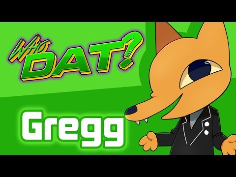 Greggory Lee (Night In The Woods) - Who Dat?