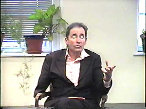 Albie Sachs on building a constitution in South Africa