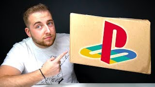 Unboxing A Playstation Mystery Box